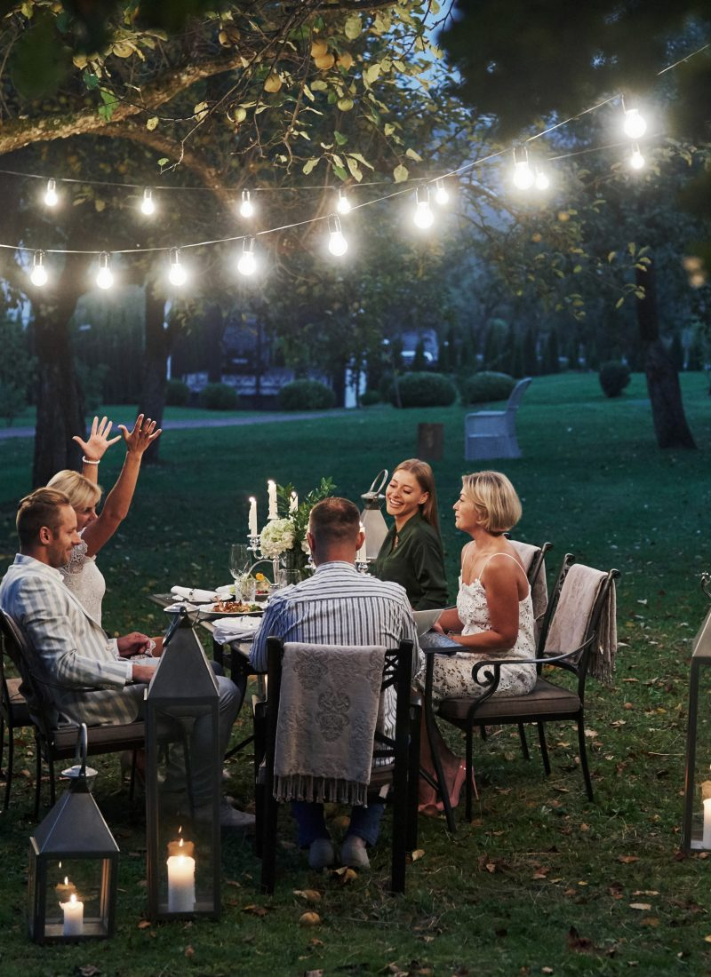 Easy Adult Dinner Party