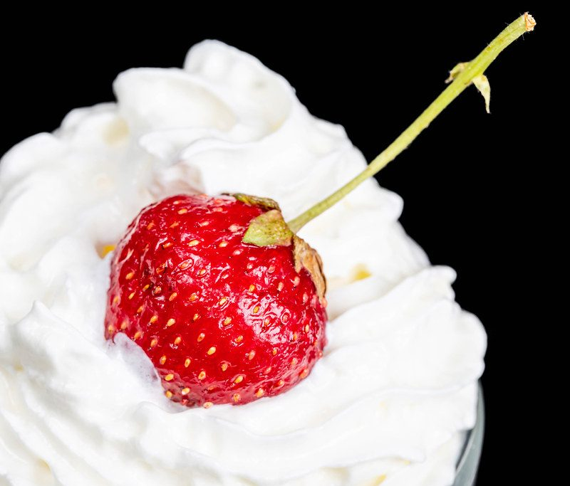 The Perfect Recipe For Your Keto Whipped Cream