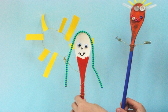SPOON PUPPETS