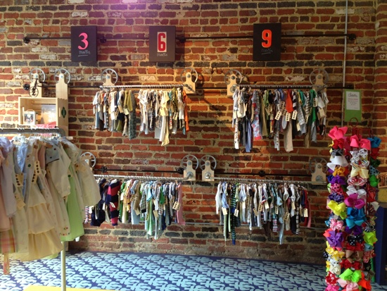 A Consignment Store to Imitate