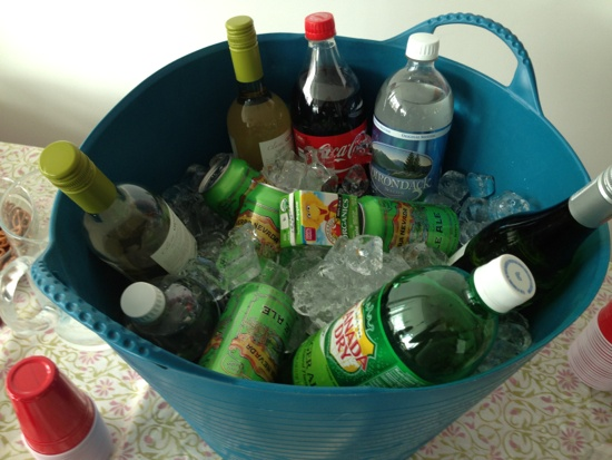 KIDS' BIRTHDAY PARTY COOLER