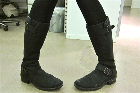 Tough (But Attractive) Winter Boots