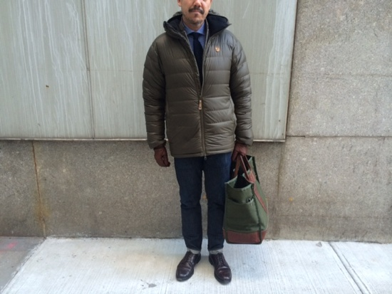 Winter Coat Find (Dad Edition)