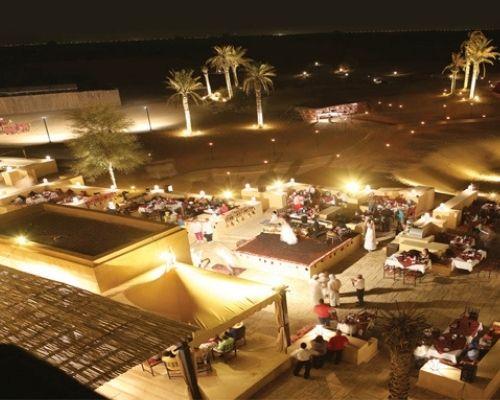 Overnight Desert Safari -A Memorable Camping Experience